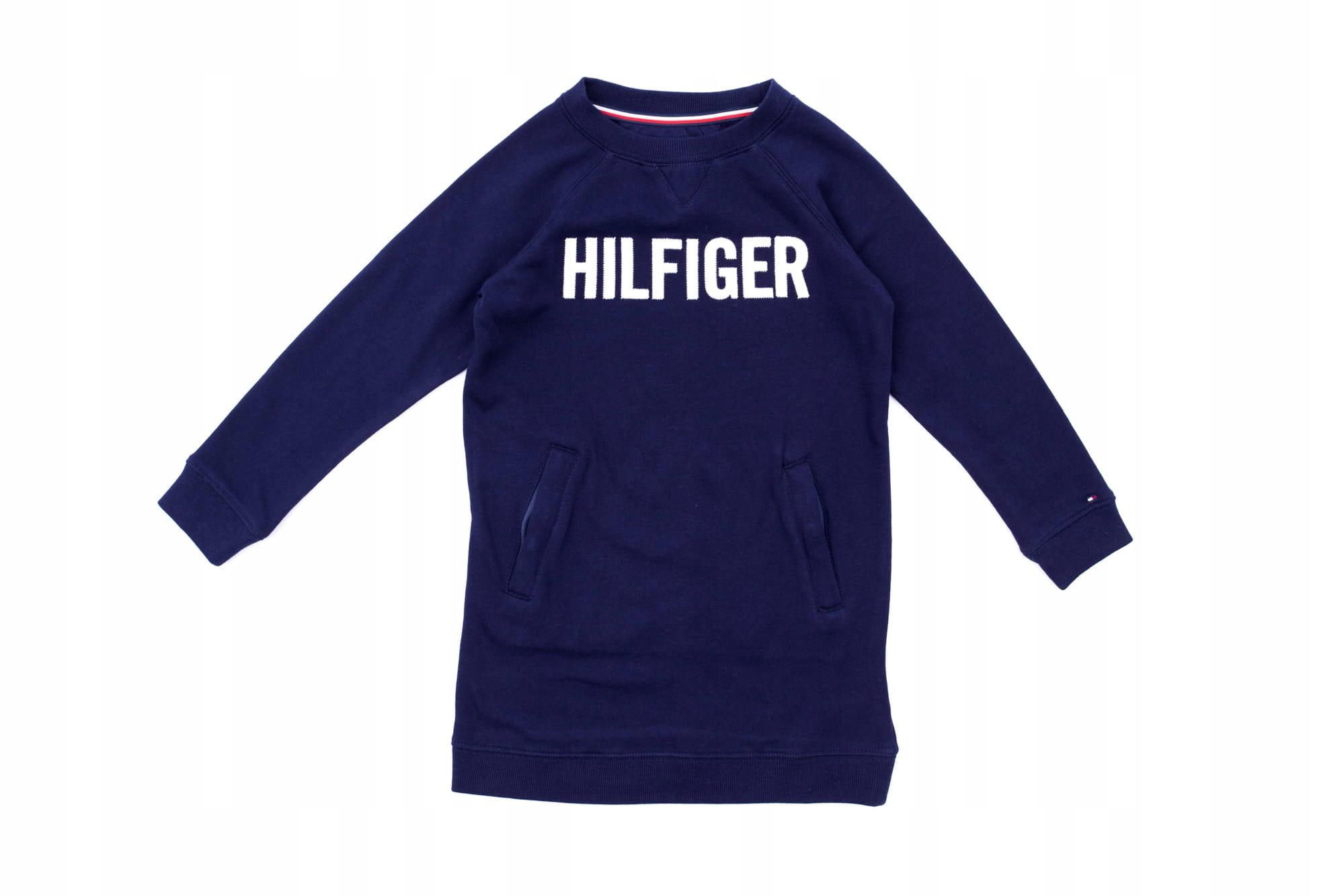 THilfiger Kids Sukienka Tunika Logo rozm. 2 lata