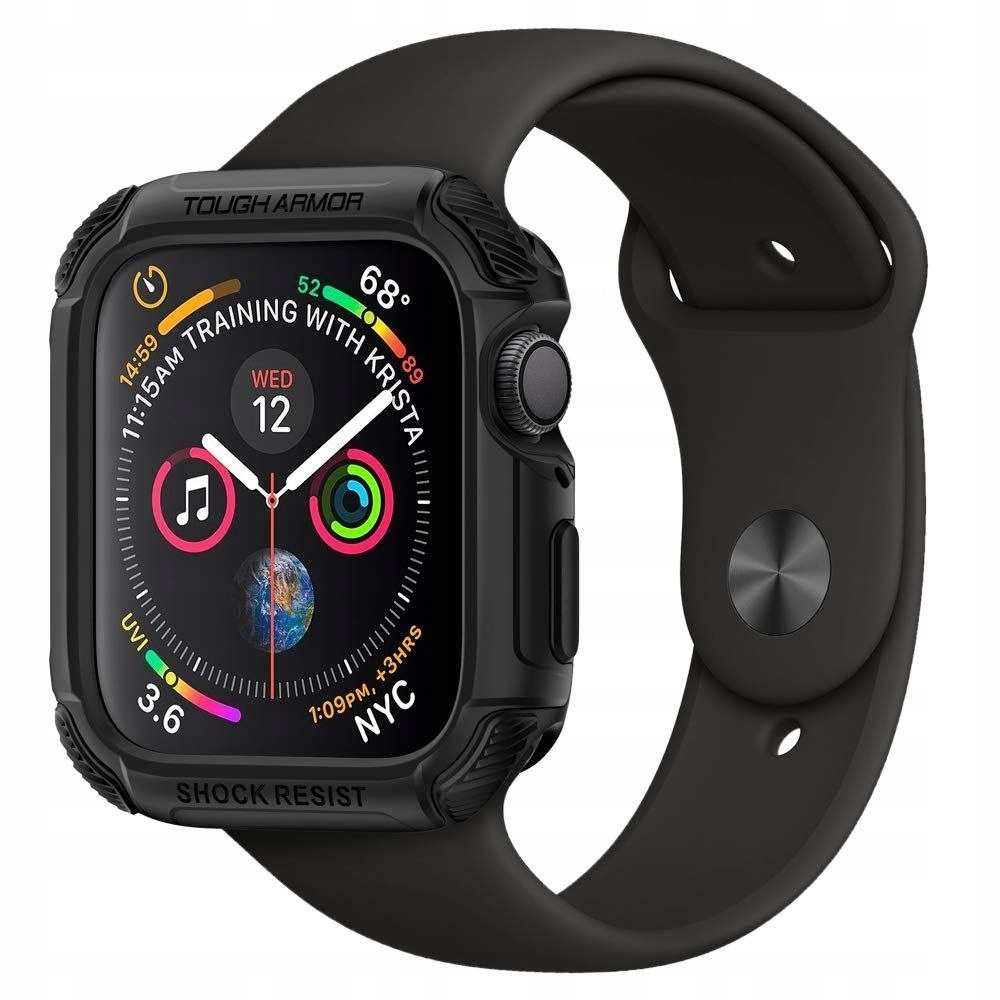 Etui Spigen Tough Armor Apple Watch 4 (44mm) Black