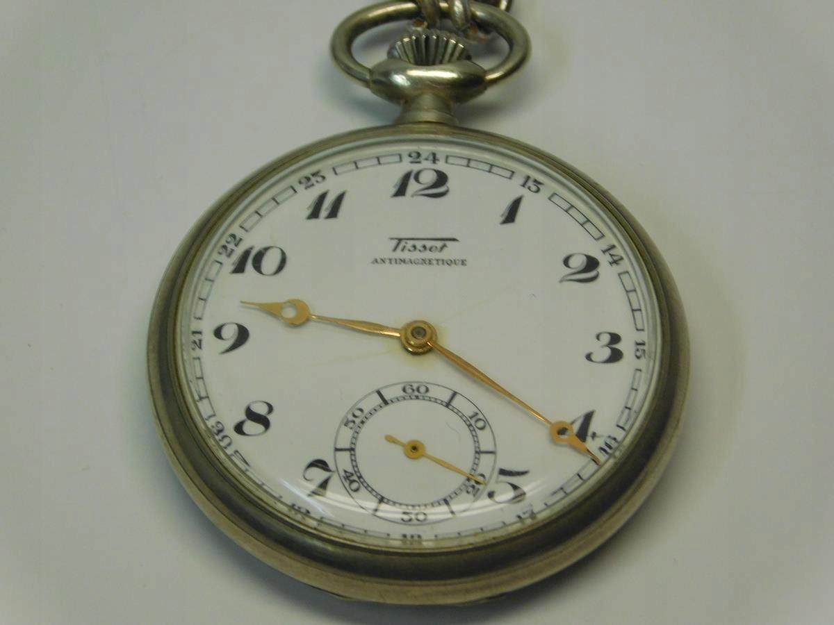 Zegarek Szwajcarski Tissot Antimagnetique 893399