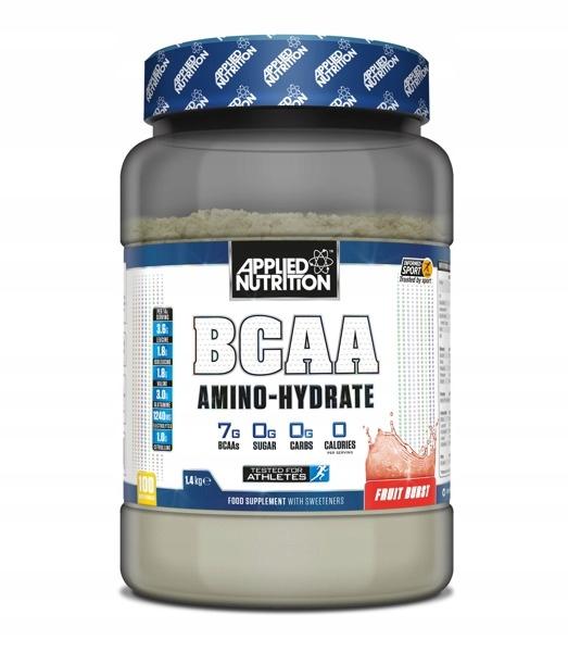 APPLIED NUTRITION BCAA AMINO-HYDRATE 1400g BCAA