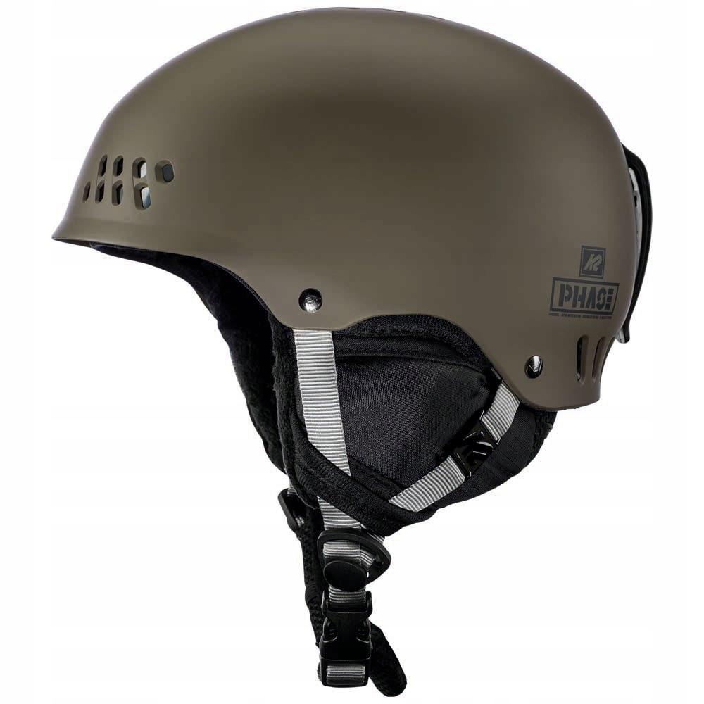 KASK NARCIARSKI K2 PHASE PRO rozm. M 55-59 cm