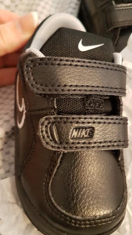 nowe buciki nike