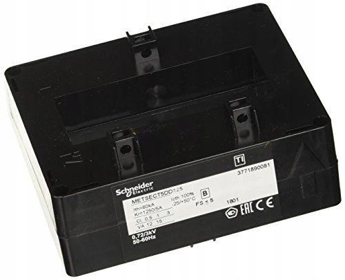 Schneider METSECT5DD125 Przekładnik prądowy 1250