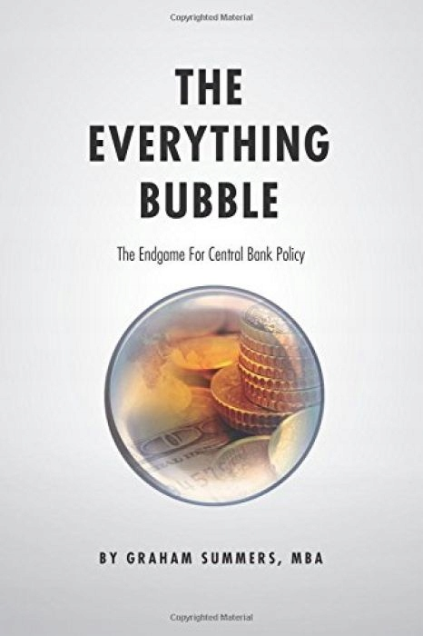 Graham Summers MBA The Everything Bubble The Endga