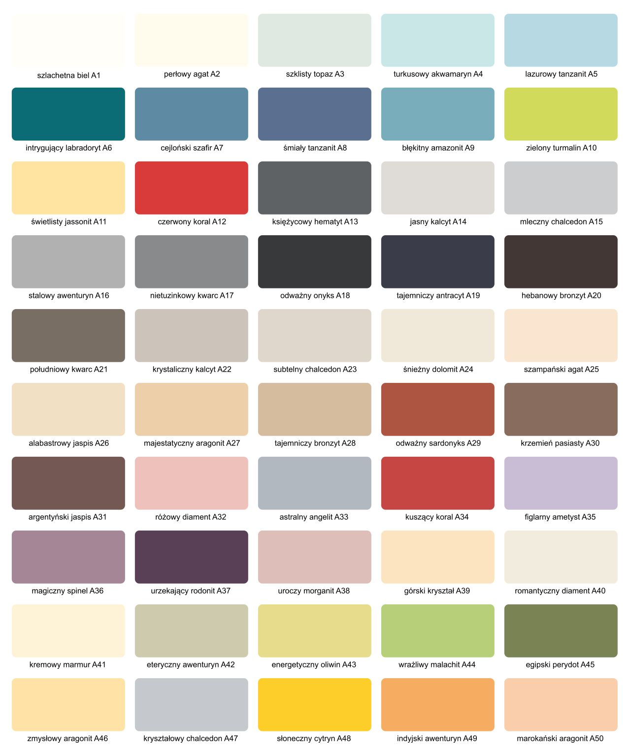 Magnat Sypialnia Pokój Dziecka Tester 50 Kolorów