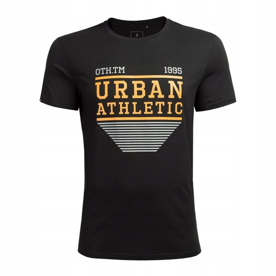 T-Shirt Outhorn HOZ18-TSM618 20S XL czarny