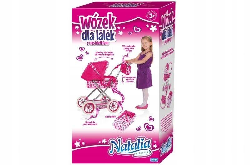 Natalia wozek dla lalek