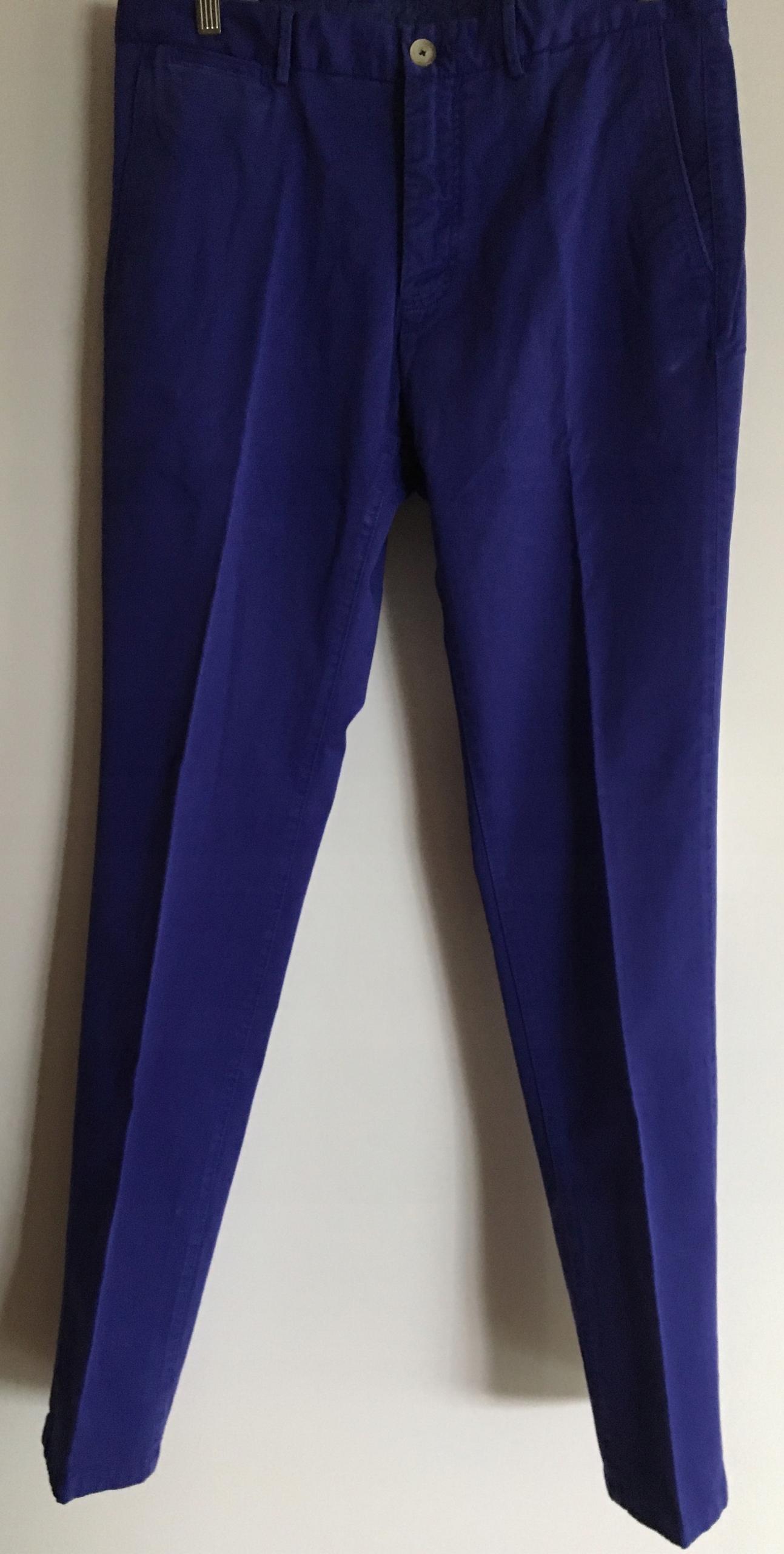 Massimo Dutti spodnie męskie chinosy rozm 42