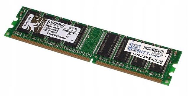 Pamięć DDR2 2GB 800MHz Kingston 1x2GB