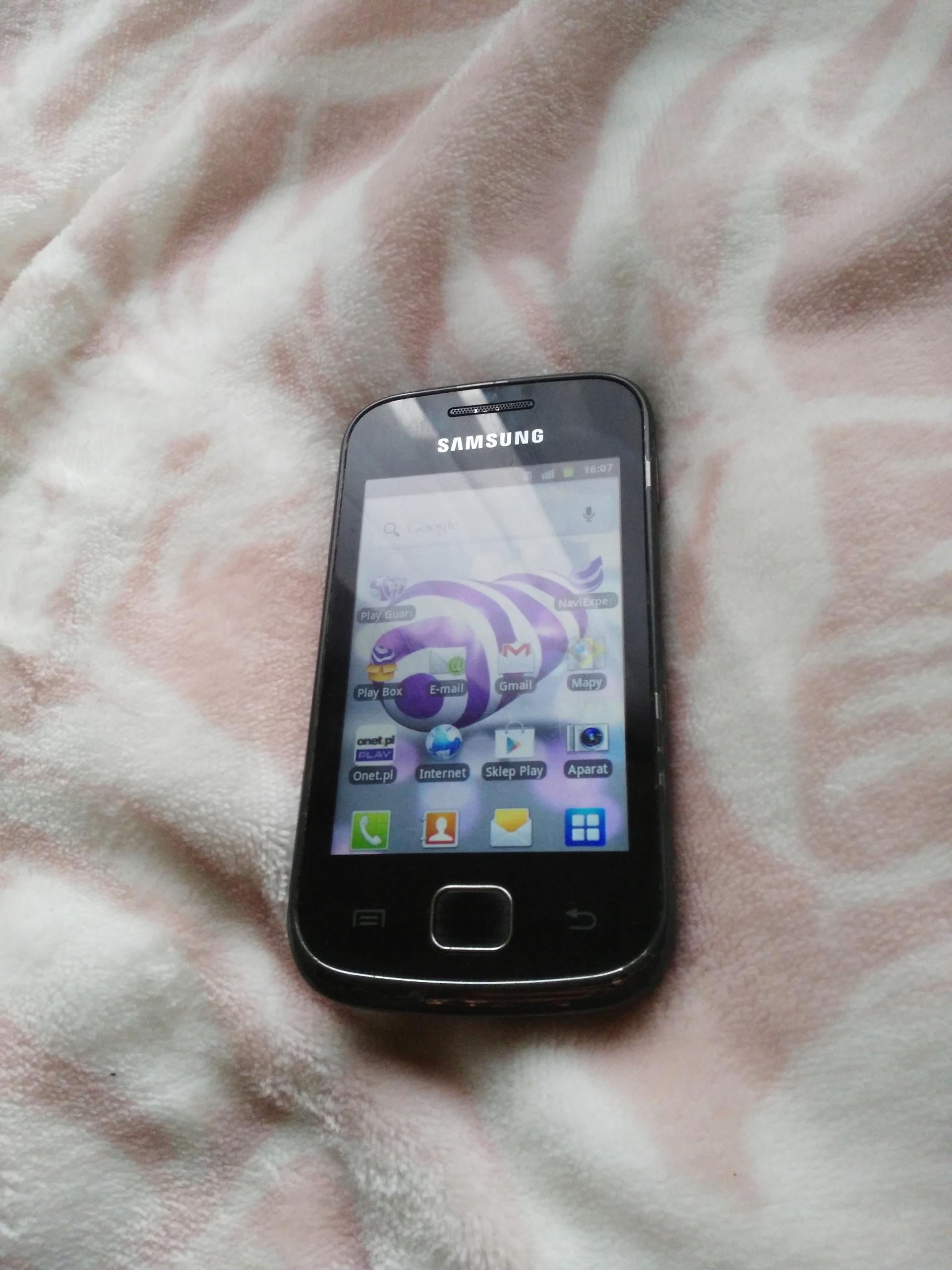 Samsung S5660 Gio