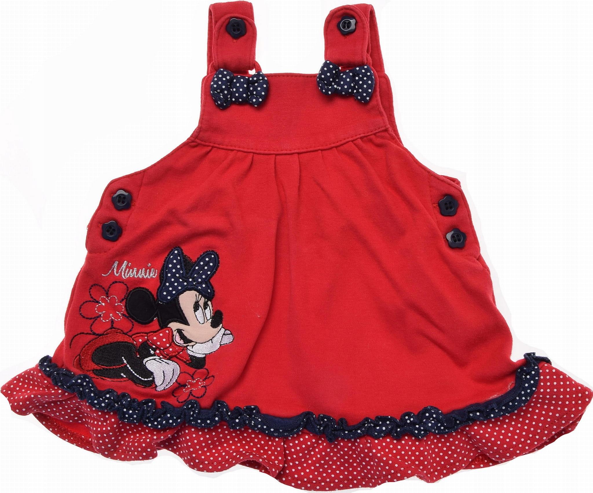 M&CO sukienka dziewczęca Myszka Minnie 62