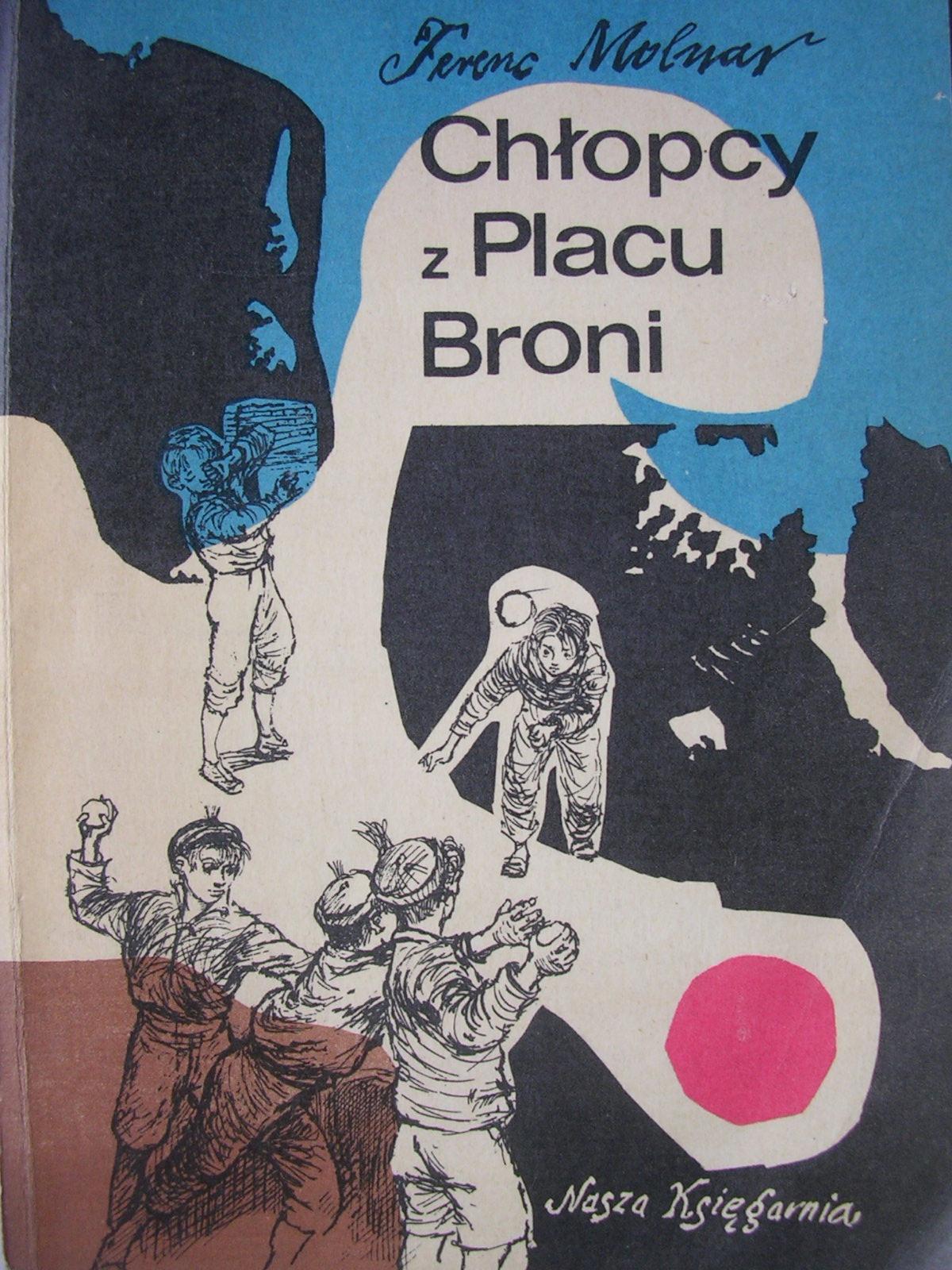 Chłopcy z placu broni - Ferenc Molnar DB