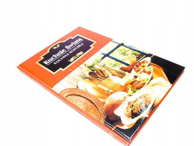 Kuchnie świata Kuchnia Rosyjska 7373365127