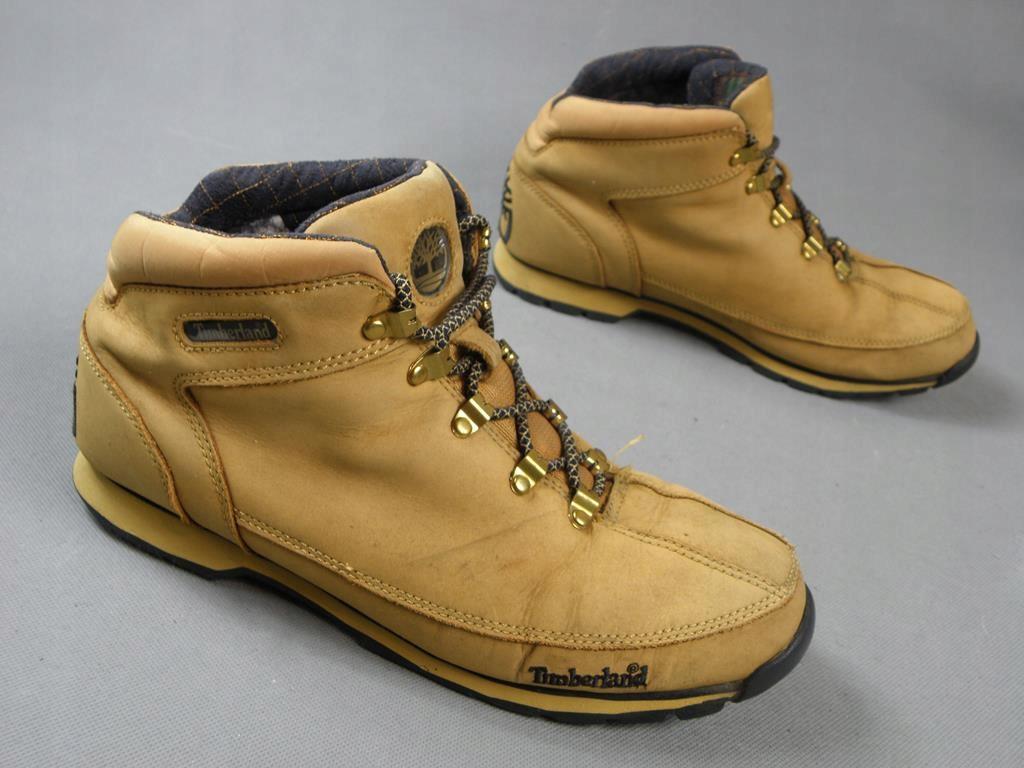 TIMBERLAND EURO SPRINT skórzane buty trekingowe 44