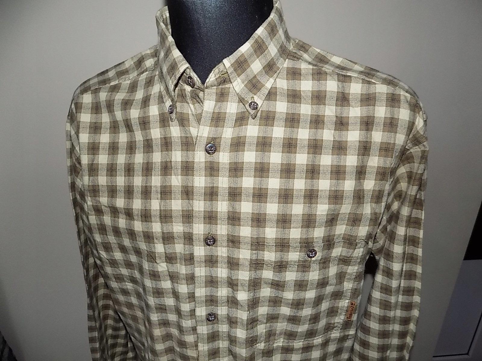 Timberland koszula męska M 41 flanelowa ciepła