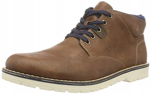 Ł1852 rieker buty męskie zimowe r 42
