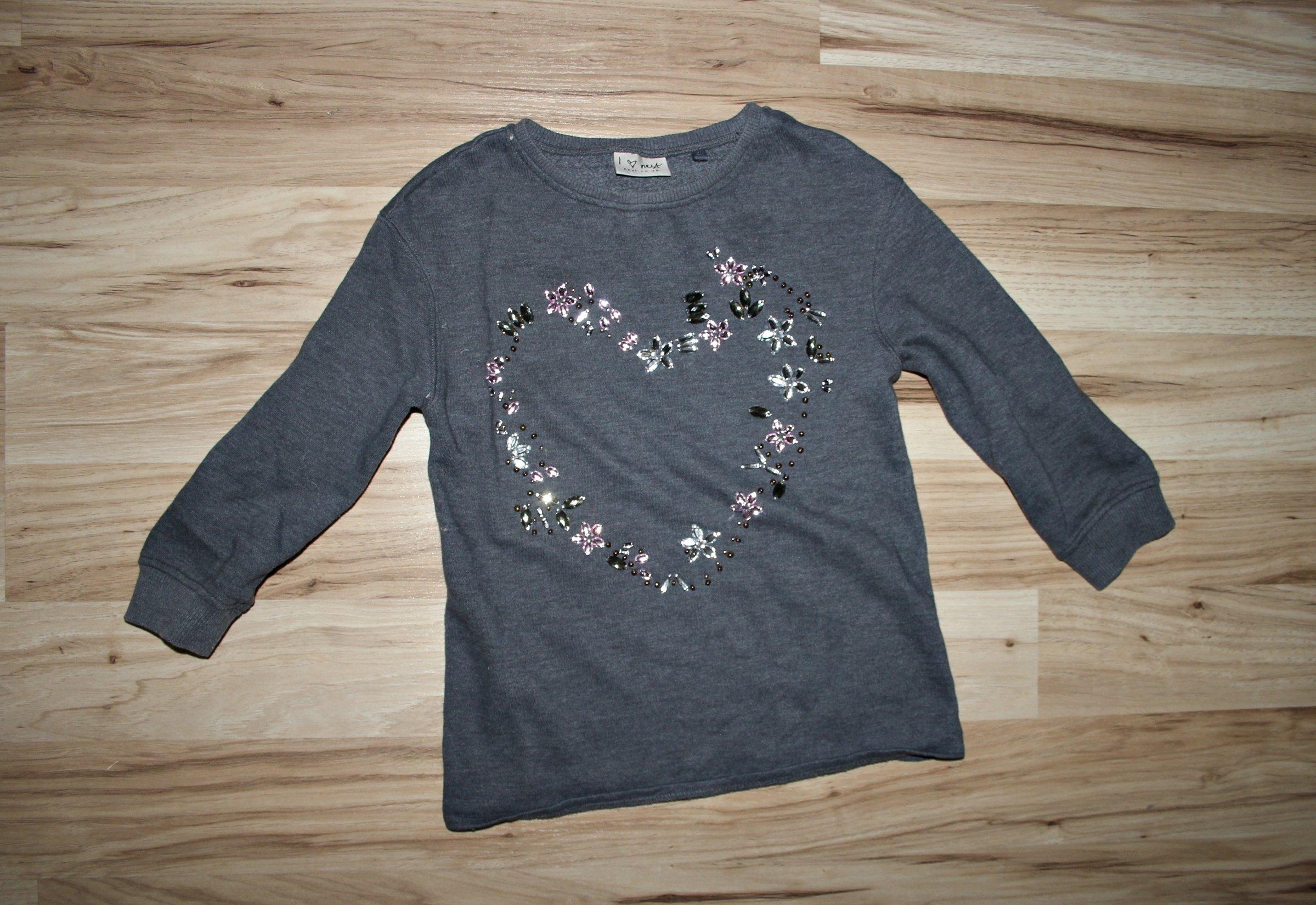 NEXT modna bluza KOLEKCJA KAMIENIE 110