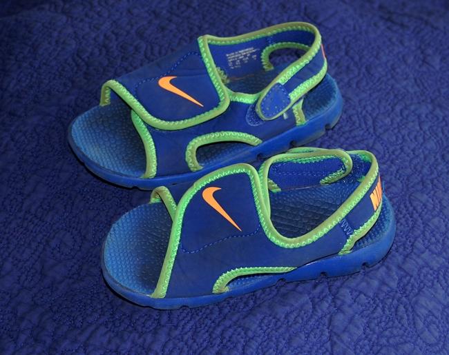sandały sandałki Nike sportowe 26