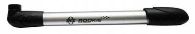 *Pompka rowerowa ręczna SKS ROOKIE 235-255 srebrna