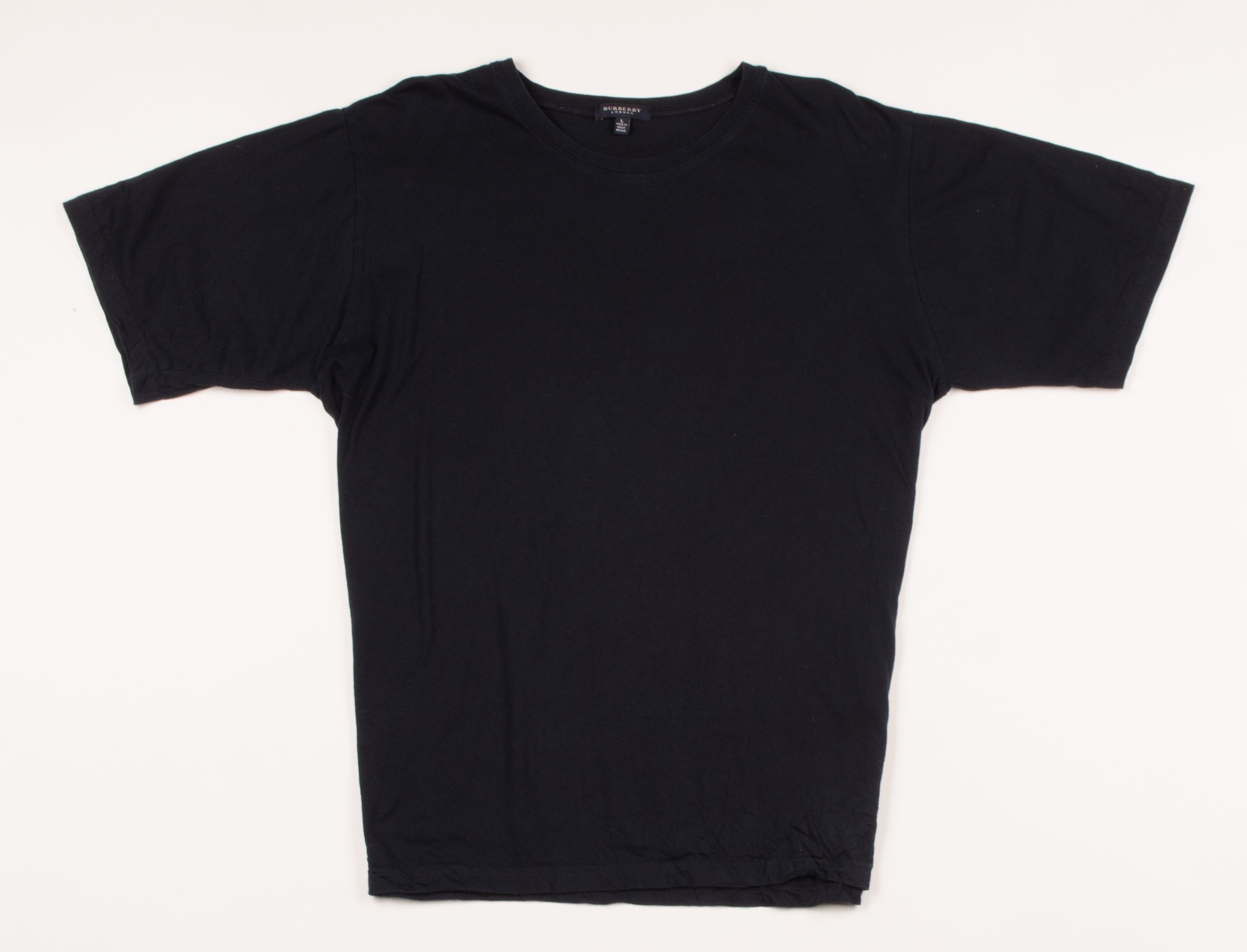 5a3055ebb 23879 Burberry T-shirt Koszulka Męska L - 7565070873 - oficjalne ...