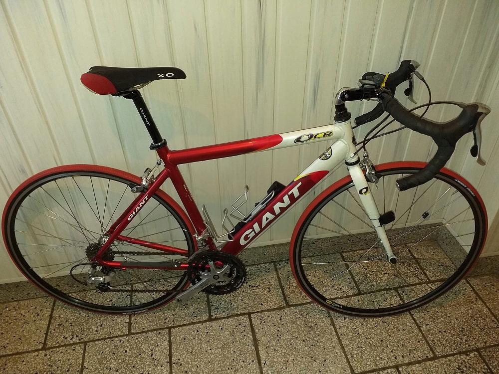 Rower Szosowy Giant OCR Tanio!!!