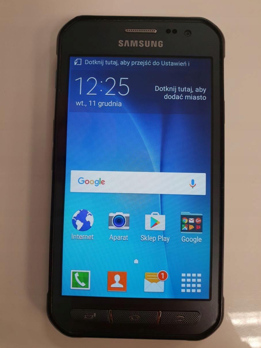 Samsung Galaxy Xcover 3 G388F Black NMK-420