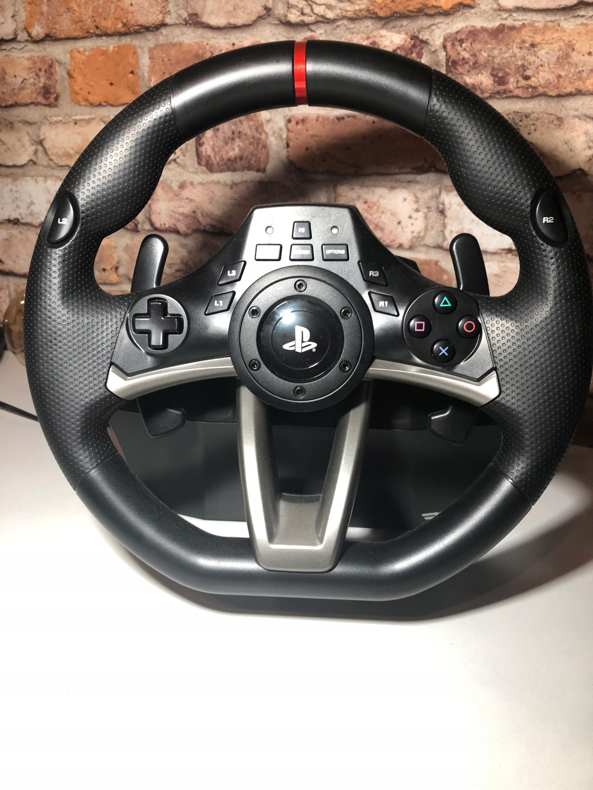 Kierownica HORI Racing Wheel Apex + gra Gran Turis