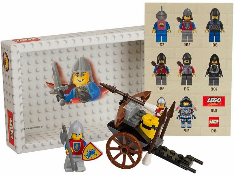 KLOCKI LEGO CASTLE 5004419 RYCERZ RETRO EXCLUSIVE