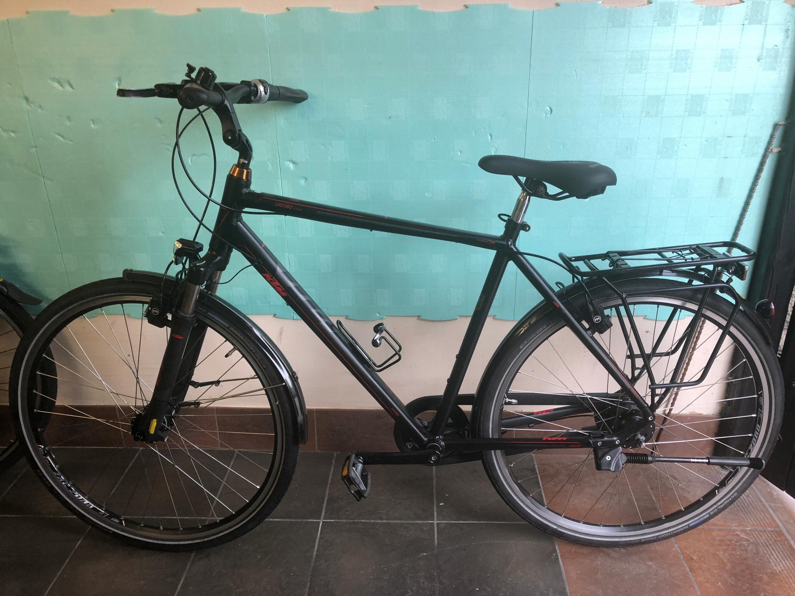 Rower KTM LUGANO 8