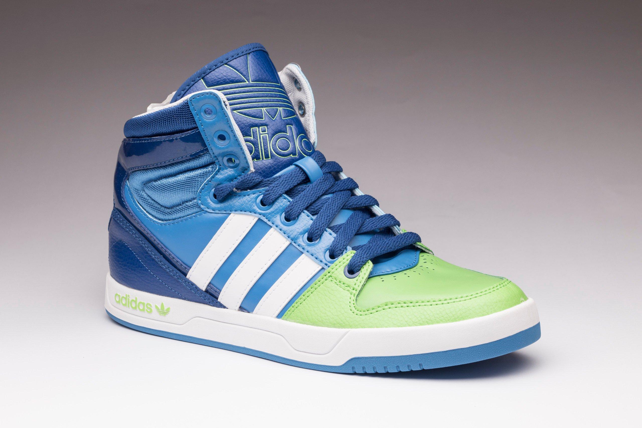 Buty Adidas Hard Court Attitude Forum Mid 28cm