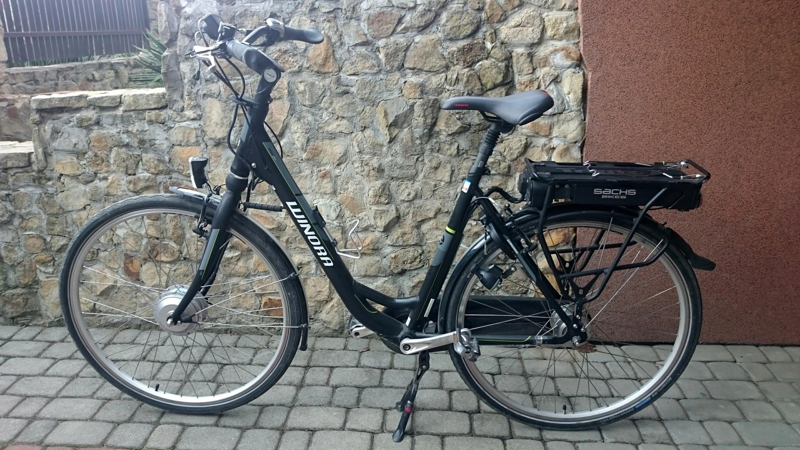 Rower elektryczny Winora Mionic de Lux
