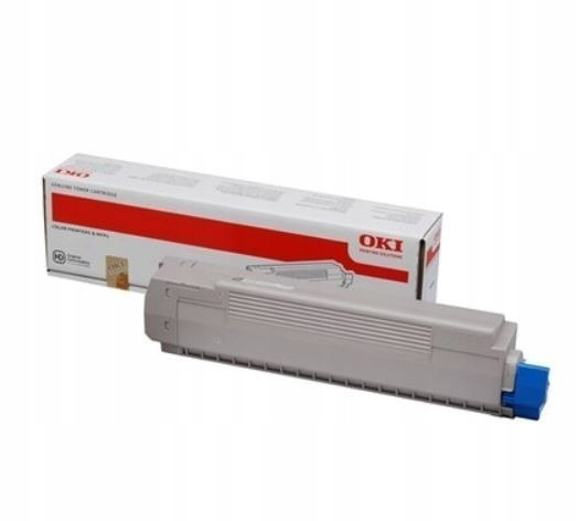 Toner do MC853/873 7.3k Cyan