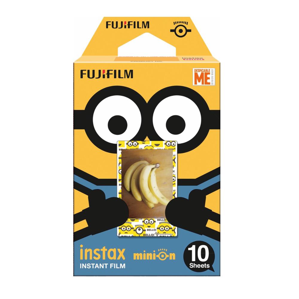 Film wkład FUJIFILM Instax Mini 10 Minion DMF Stan