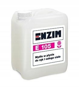Mydło w płynie na bazie oleju kokosowego ENZIM 5L