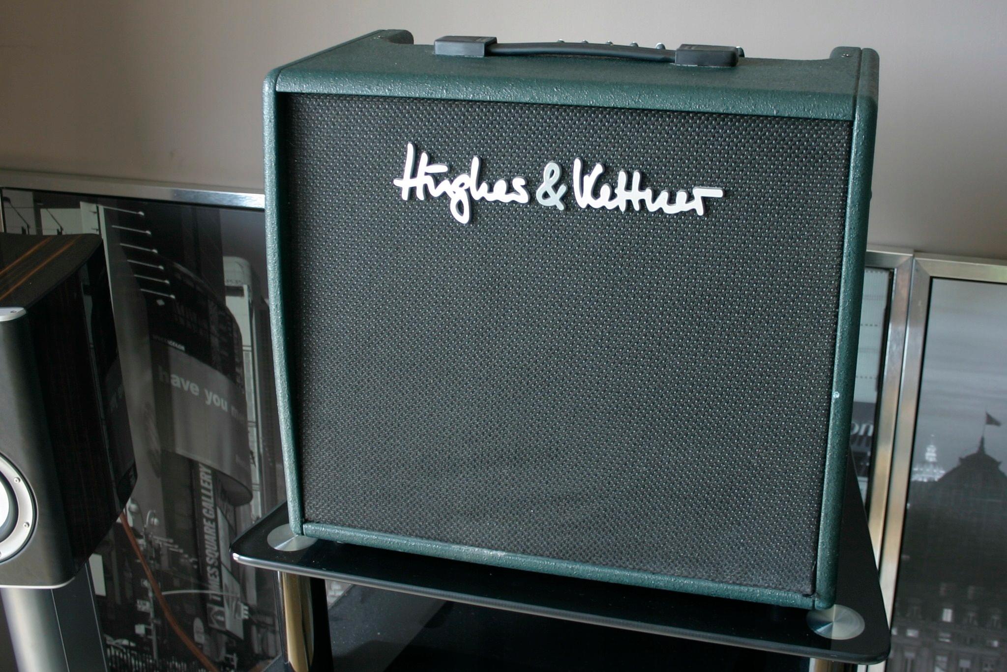 Hughes & Kettner Montana Acoustic Guitar Combo