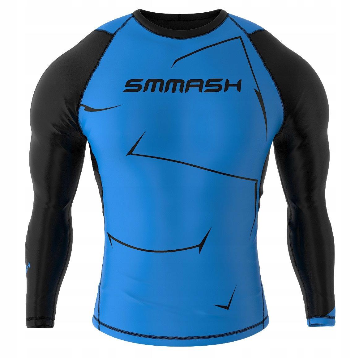SMMASH koszulka rashguard Compression cross mma #M