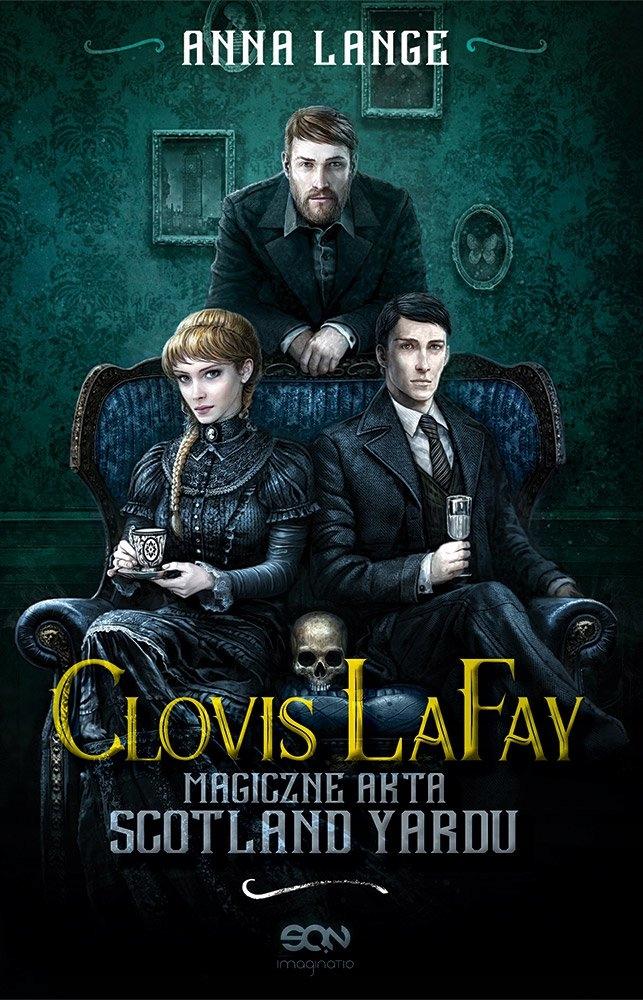 Clovis LaFay. Magiczne akta... Anna Lange