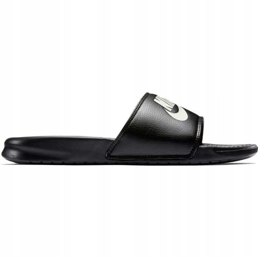 Klapki Nike Benassi Just Do It - 343880-090 r 48.5