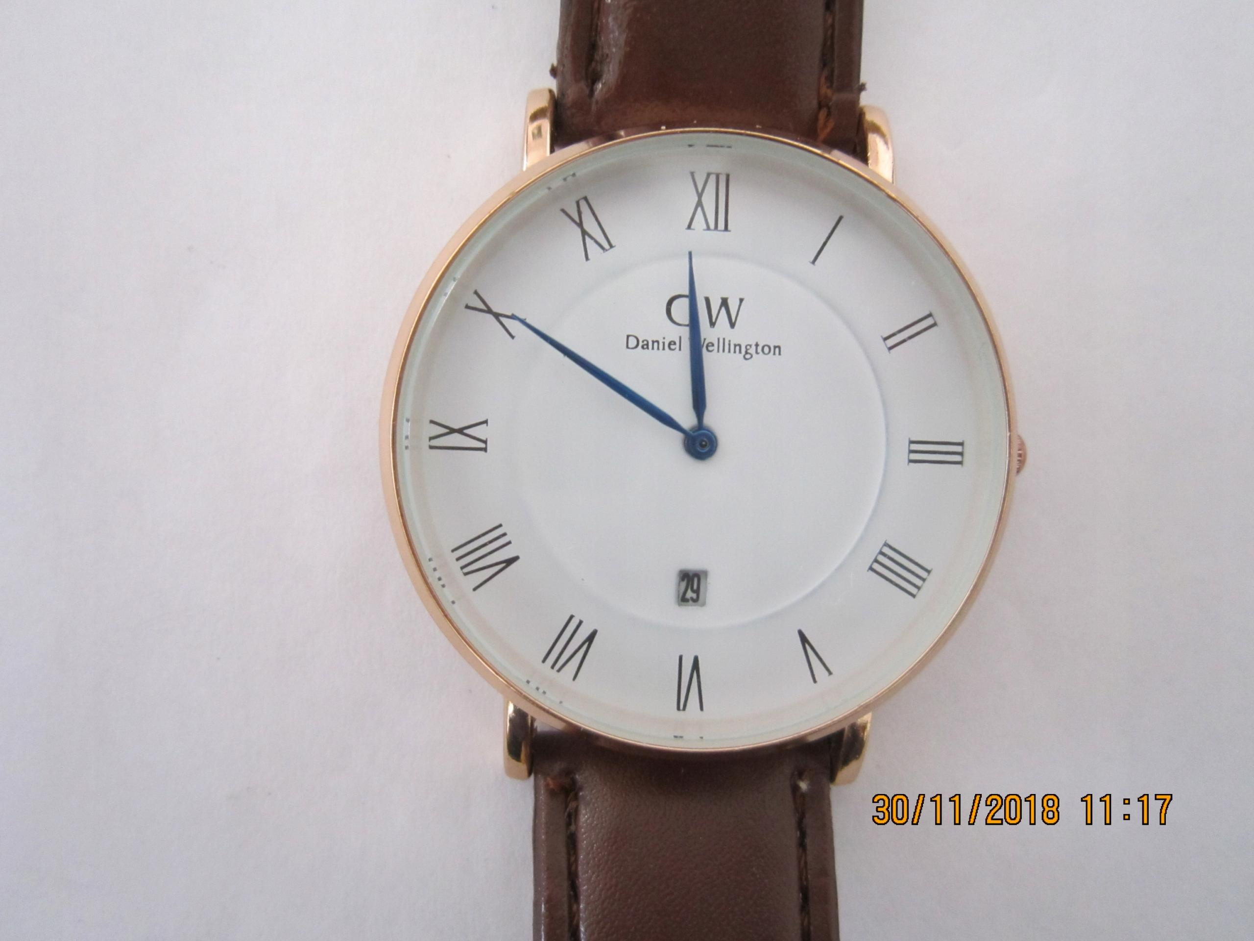zegarek Daniel Wellington, super stan
