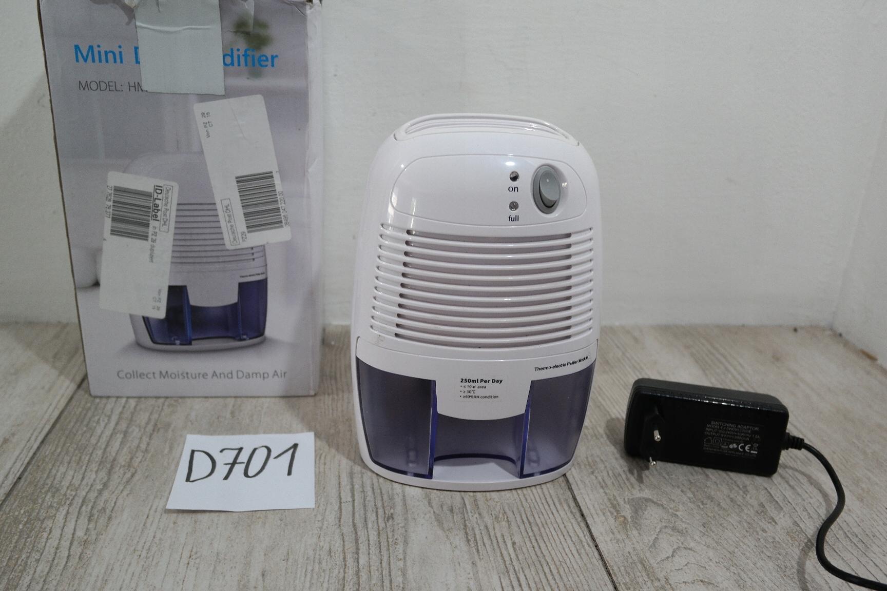 Osuszacz powietrza GEHM019AW mini 500ml