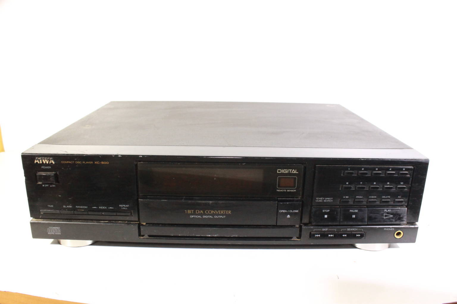 AIWA XC-500 - CD PLAYER - GWARANCJA