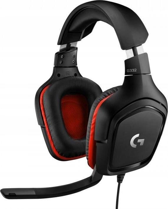 Słuchawki G332 981-000757 gaming