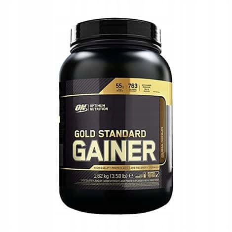 OPTIMUM Nutrition GOLD STANDARD GAINER 1.62kg SALE