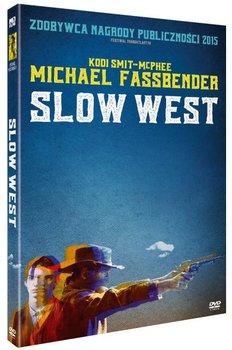 Slow West - DVD (folia)