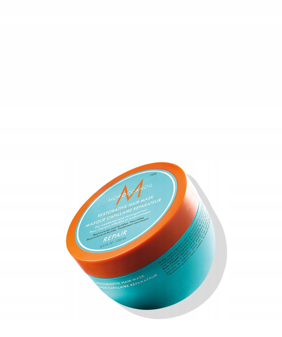 Moroccanoil Wzmacniająca włosy maska 250ml DYSTRYB