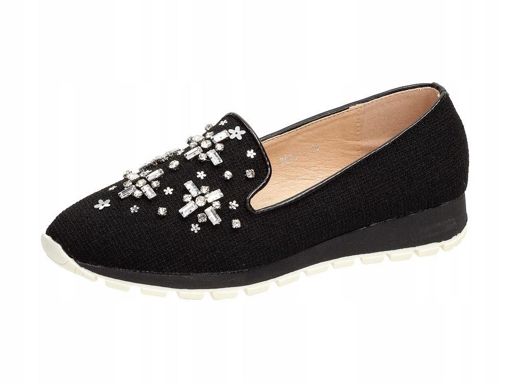 VICES 3076-1 36 CZÓŁENKA KOTURNA Obuwie buty