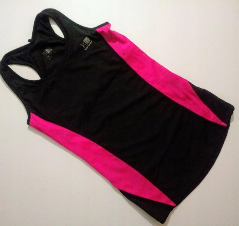Top, koszulka do biegania fitness- Karrimor- r.S