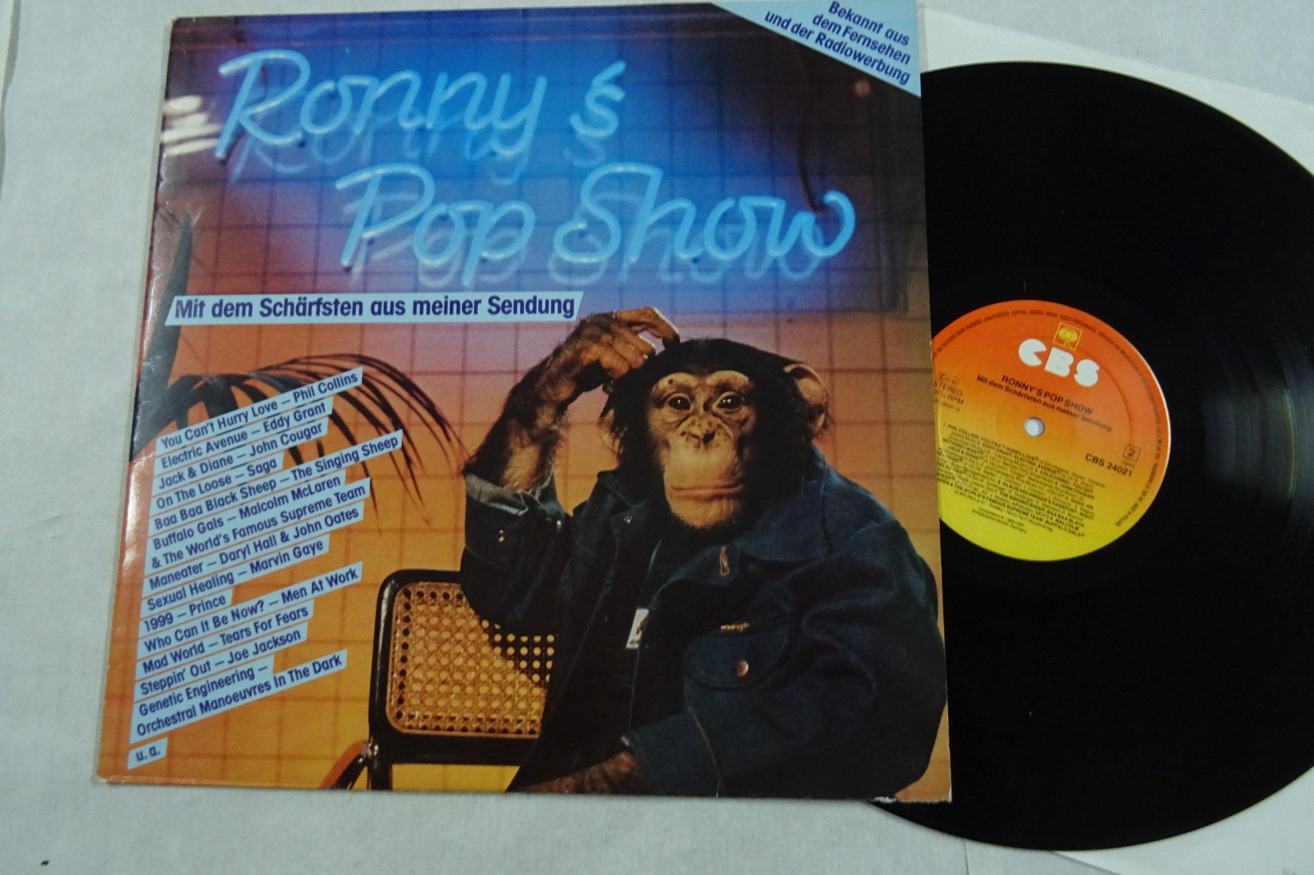 Ronny's Pop Show LP 2827