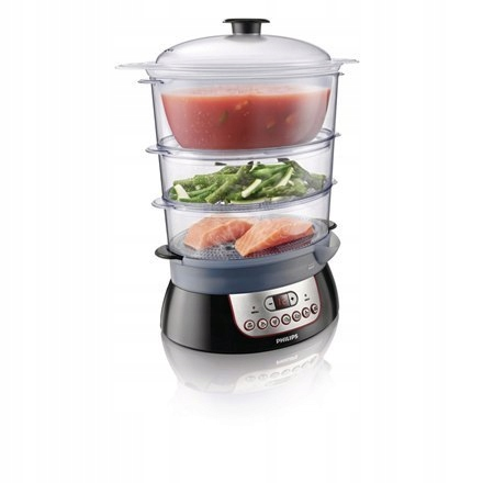 Philips Pure Essentials Collection Steamer HD9140/