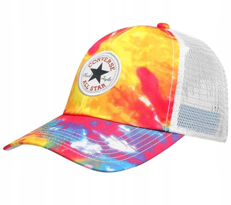 CONVERSE bejsbolówka czapka z daszkiem EFEKTOWNA